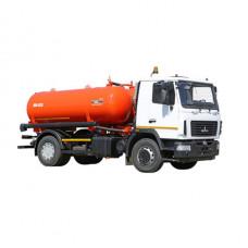 Ассенизатор - КАМАЗ 65115, КО-505А