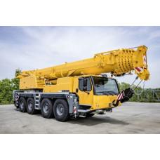 Автокран - LIEBHERR LTM 1090 90 тонн