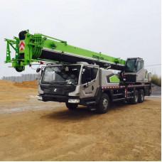Автокран - ZOOMLION 25 тонн (6х4) Ростехнадзор