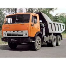 Грузовой самосвал КАМАЗ 35511