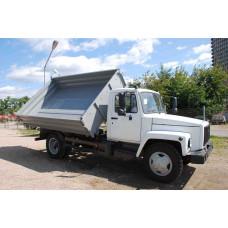 Самосвал - ГАЗ 3307 5 тонн
