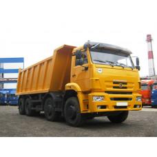 Самосвал - КАМАЗ 25 тонн