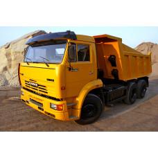 Самосвал - КАМАЗ 65116 15 тонн