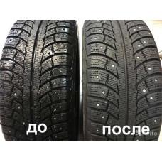 Ошиповка зимних шин (цена за 1 шип)