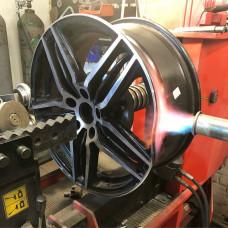 Правка литых колесных дисков (цена за 1 диск)