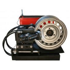 Правка колесных штампованных дисков (цена за 1 диск)