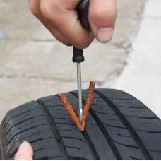 Устранение прокола колеса (цена за 1 прокол)