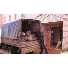 Вывоз мусора - ГАЗЕЛЬ 1.5 тонны
