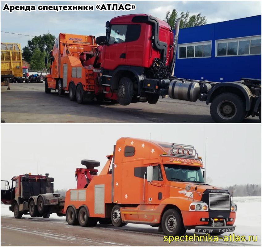 Аренда спецтехники Красноярск - фото компании АТЛАС - 15